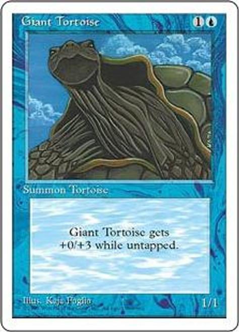MtG 4th Edition Common Giant Tortoise