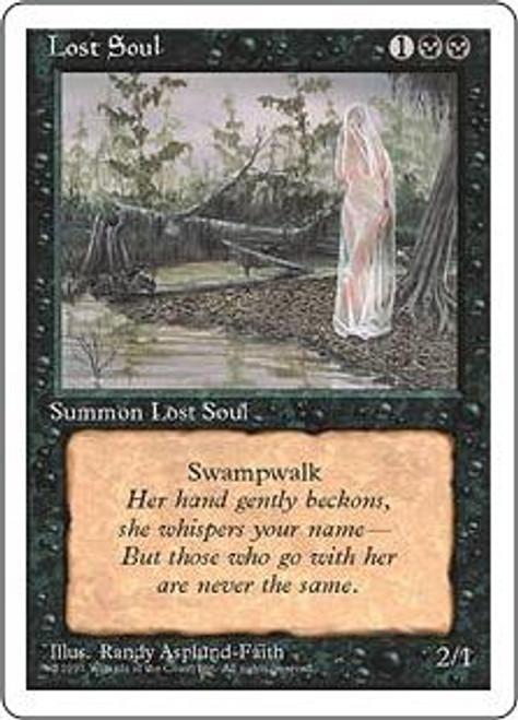 MtG 4th Edition Common Lost Soul