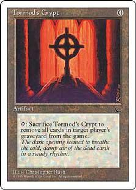 MtG Chronicles Common Tormod's Crypt