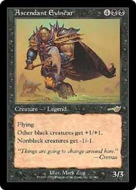 MtG Nemesis Rare Ascendant Evincar #51