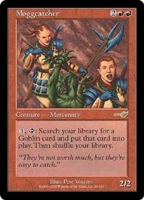 MtG Nemesis Rare Moggcatcher #96 [Played Condition]