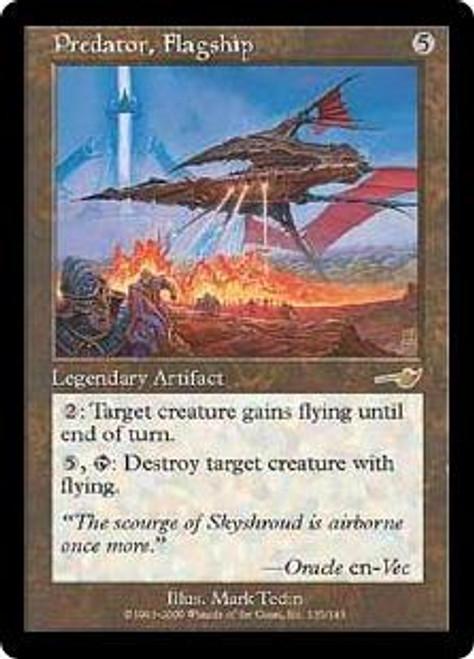 MtG Nemesis Rare Predator, Flagship #135