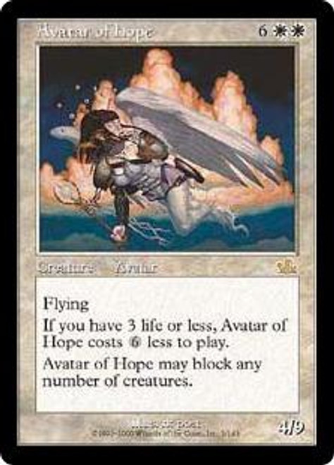 MtG Prophecy Rare Avatar of Hope #3