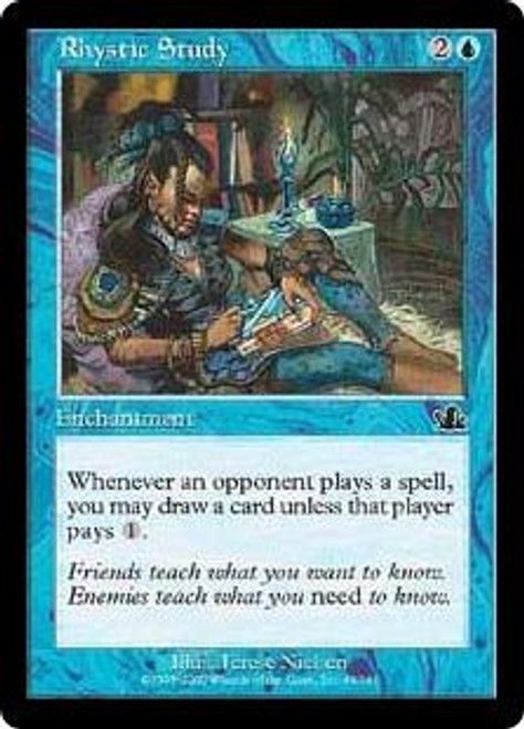 MtG Prophecy Common Rhystic Study #45