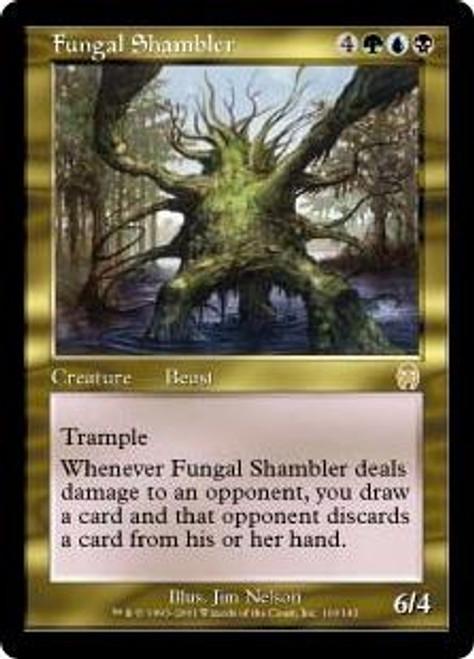 MtG Apocalypse Rare Fungal Shambler #100