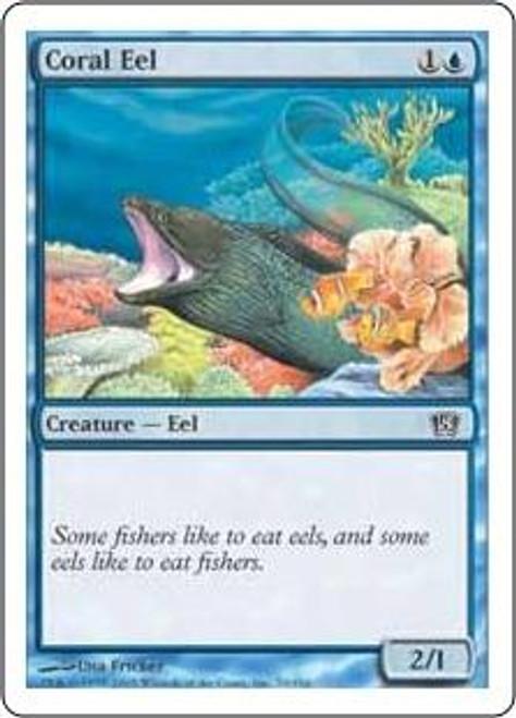 MtG 8th Edition Common Coral Eel #70