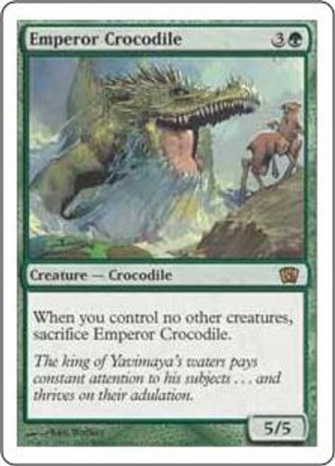 MtG 8th Edition Rare Emperor Crocodile #246