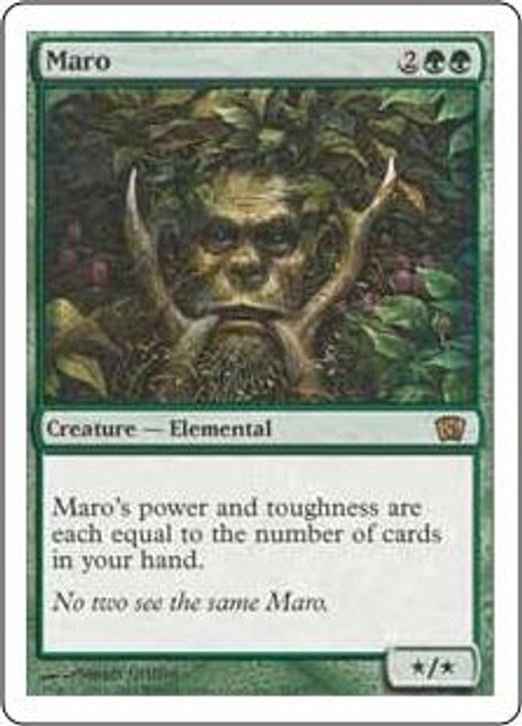 MtG 8th Edition Rare Maro #264