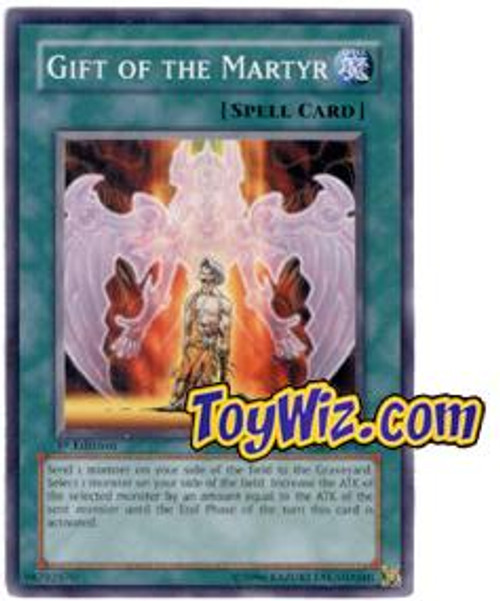 YuGiOh The Lost Millennium Common Gift of the Martyr TLM-EN039