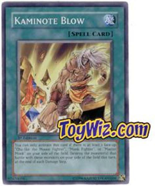 YuGiOh The Lost Millennium Common Kaminote Blow TLM-EN042