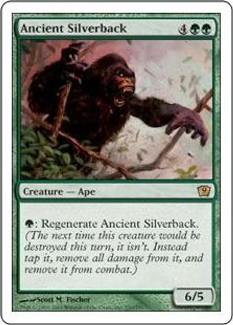 MtG 9th Edition Rare Ancient Silverback #230