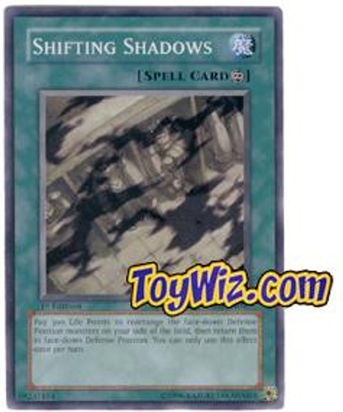 YuGiOh The Lost Millennium Common Shifting Shadows TLM-EN047