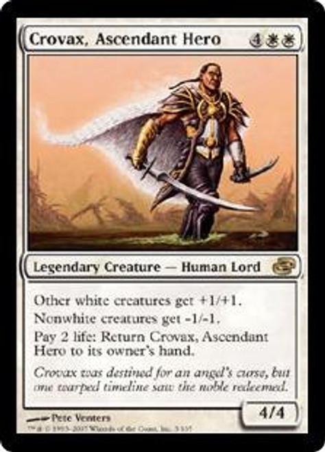 MtG Planar Chaos Rare Crovax, Ascendant Hero #3