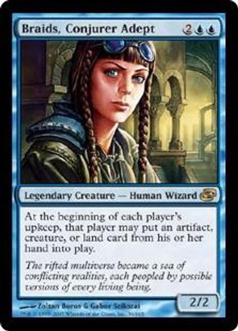MtG Planar Chaos Rare Braids, Conjurer Adept #36