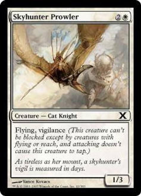 MtG 10th Edition Common Skyhunter Prowler #42