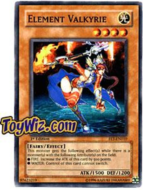 YuGiOh Flaming Eternity Common Element Valkyrie FET-EN010