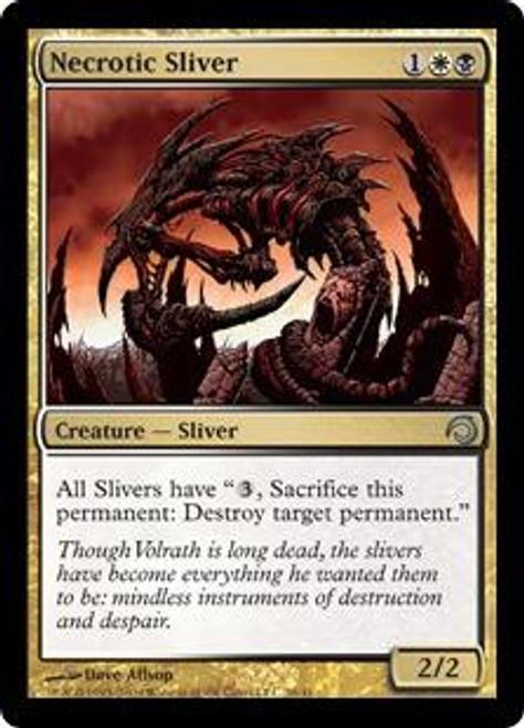 MtG Premium Deck Series: Slivers Uncommon Necrotic Sliver #20