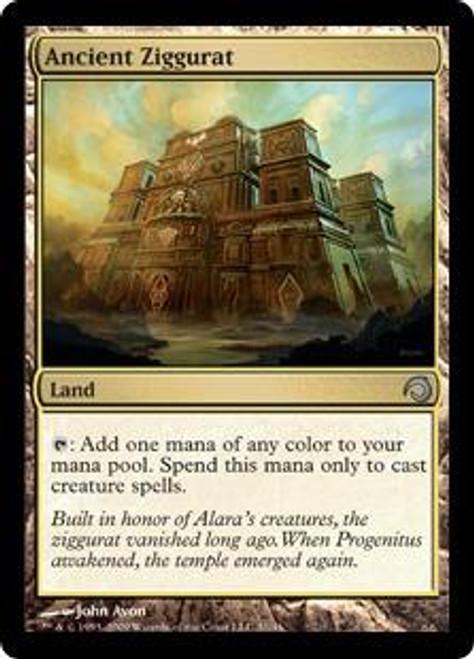 MtG Premium Deck Series: Slivers Uncommon Ancient Ziggurat #31