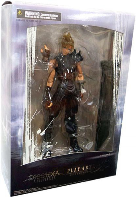 Final Fantasy Dissidia Play Arts Kai Cloud Strife Action Figure