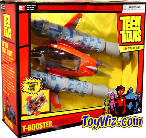 Teen Titans Go! T-Booster Vehicle