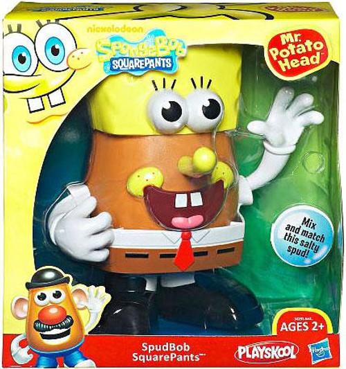 Spongebob Squarepants Spudbob Squarepants Mr. Potato Head