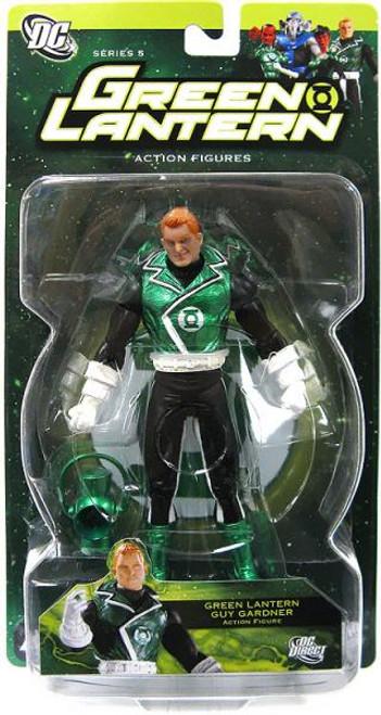 DC Green Lantern Series 5 Guy Gardner Action Figure