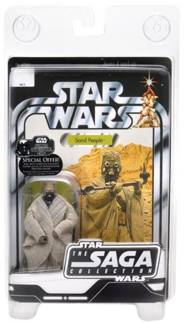Star Wars A New Hope Saga Collection 2006 Vintage Sand People Action Figure [Tusken Raider]