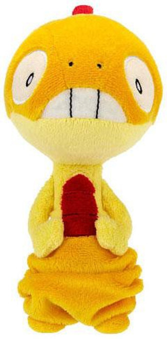 Pokemon Black & White Mini Plush Series 3 Scraggy 6-Inch