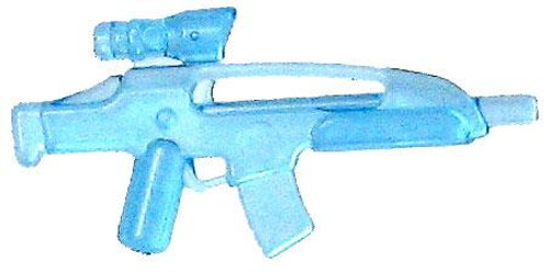 BrickArms Weapons AC8 Assault Rifle 2.5-Inch [Trans Blue]