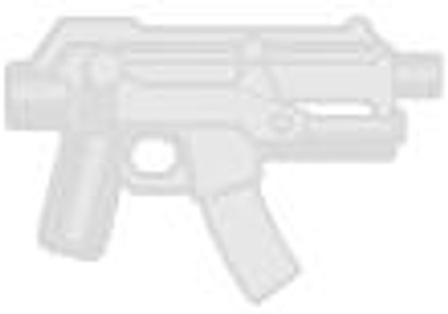 BrickArms Weapons Apoc SMG 2.5-Inch [Trans Clear]