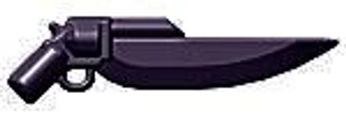 BrickArms Weapons Gunblade 2.5-Inch [Purple]