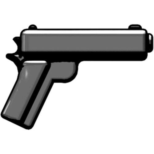 BrickArms Weapons M1911 .45 Caliber Handgun V1 2.5-Inch [Gunmetal]