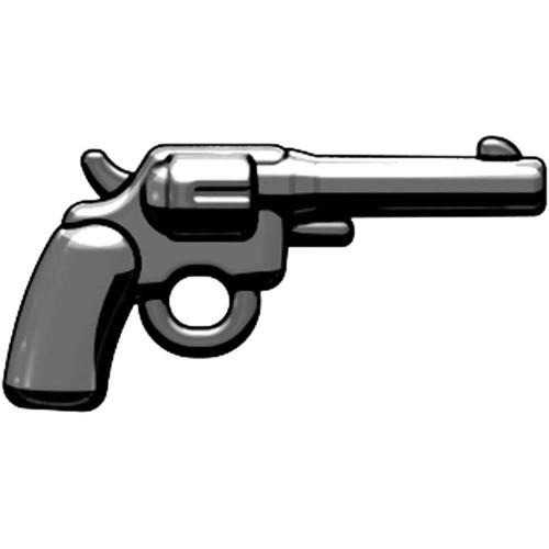 BrickArms Weapons M1917 Revolver 2.5-Inch [Gunmetal]