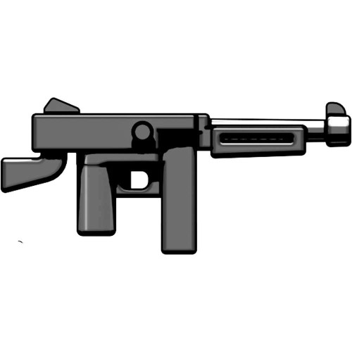 BrickArms Weapons M1A1 .45 Caliber SMG 2.5-Inch [Gunmetal]