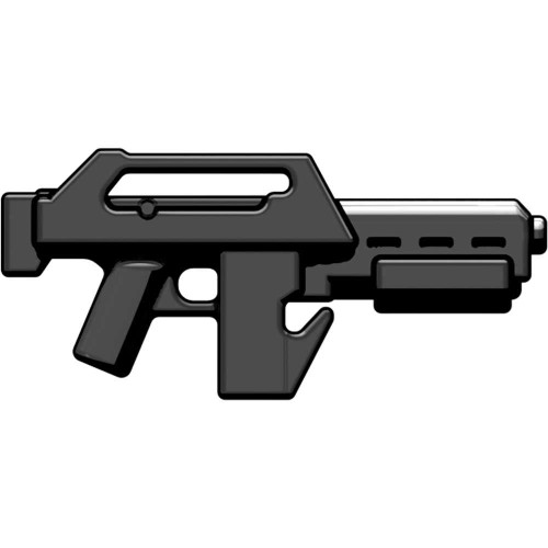 BrickArms Weapons M41A 'Xeno' Pulse Rifle 2.5-Inch [Black]
