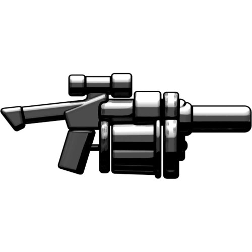 BrickArms Weapons MGL M32 Multiple Grenade Launcher 2.5-Inch [Black]