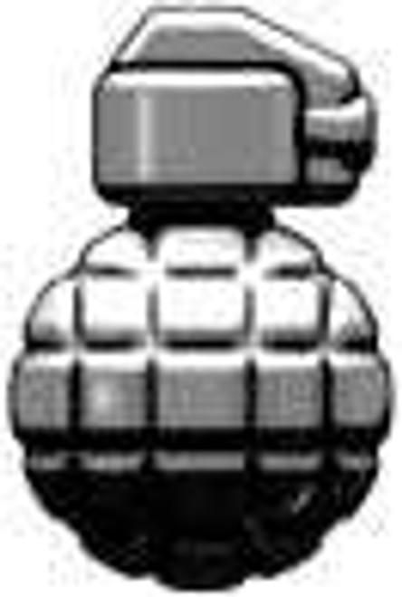 BrickArms Weapons Mk2 Grenade 2.5-Inch [Gunmetal]