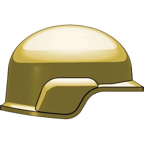 BrickArms Headgear Modern Combat Helmet 2.5-Inch [Tan]