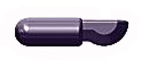 BrickArms Weapons Scalpel 2.5-Inch [Purple]
