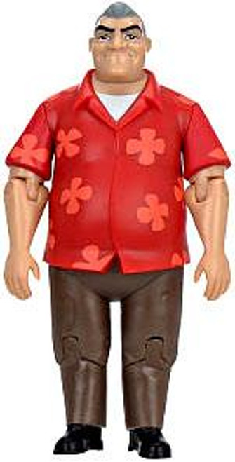 Ben 10 Grandpa Max Action Figure [Loose]