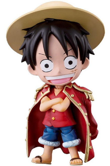 One Piece Chibi Arts Monkey D. Luffy Action Figure
