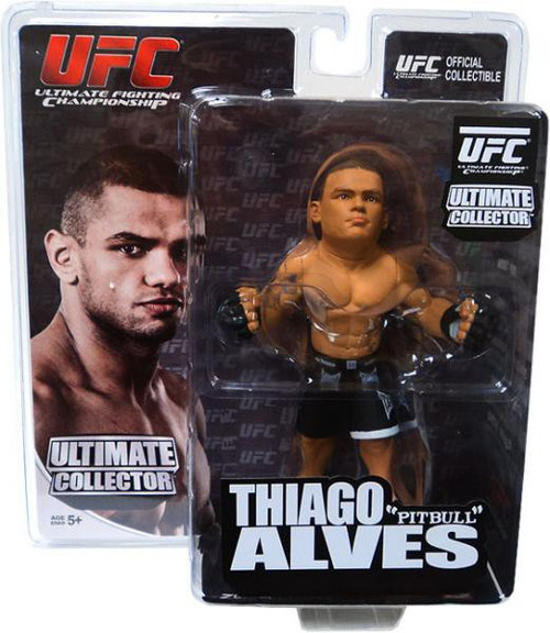 UFC Ultimate Collector Series 7 Thiago Alves Action Figure