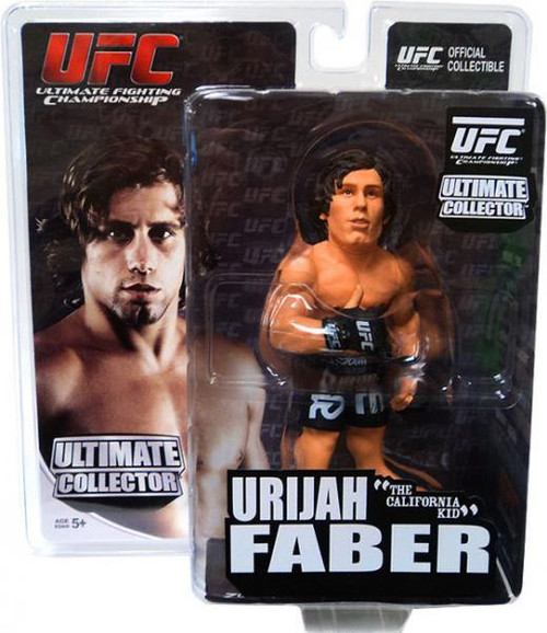 UFC Ultimate Collector Series 7 Urijah Faber Action Figure [UFC]