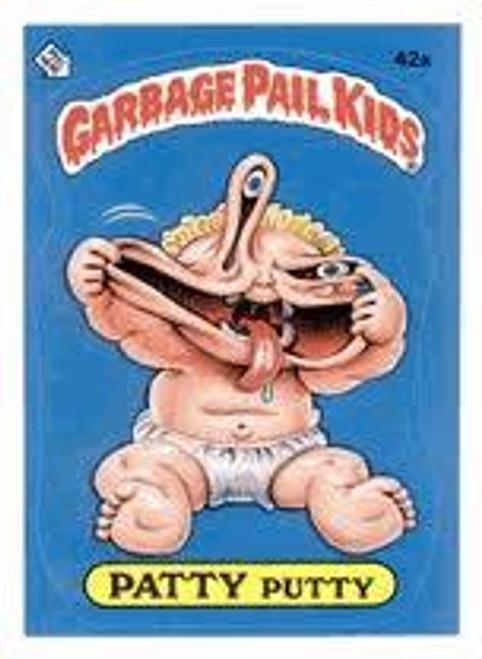 Garbage Pail Kids Original 1980's Series 2 Complete Set