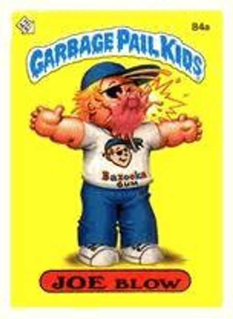Garbage Pail Kids Original 1980's Series 3 Complete Set
