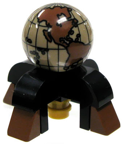 LEGO Items Globe & Stand [Loose]