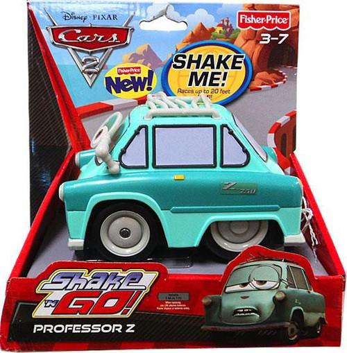 Fisher Price Disney Cars Cars 2 Shake 'N Go Professor Z Shake 'N Go Car