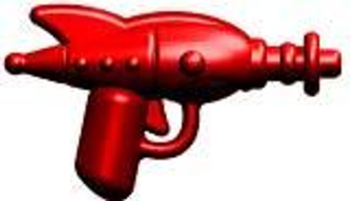 BrickArms Weapons Retro Ray Gun 2.5-Inch [Trans Red]