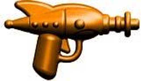 BrickArms Weapons Retro Ray Gun 2.5-Inch [Trans Orange]