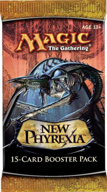 MtG New Phyrexia Booster Pack
